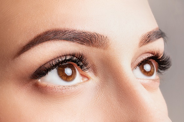 eyebrow implant causes of thinning