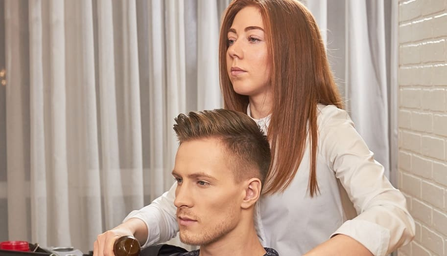 is an undercut hair a solution to hide a hair loss