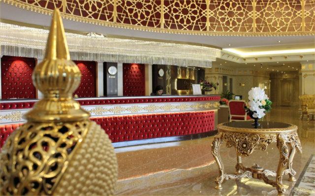 Recepción Hotel Reis Inn - Trasplante Capilar Turquía