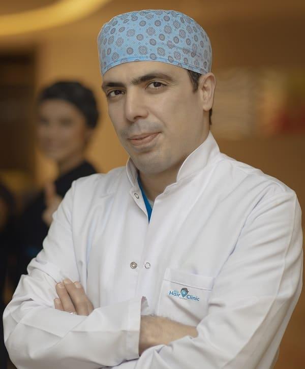 Trasplante Capilar FUE en Bio Hair Clinic