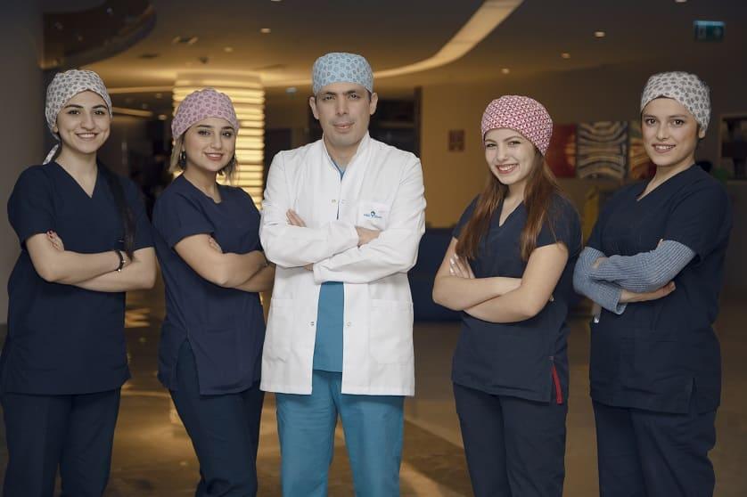 Expertos en correcciones de trasplantes capilares