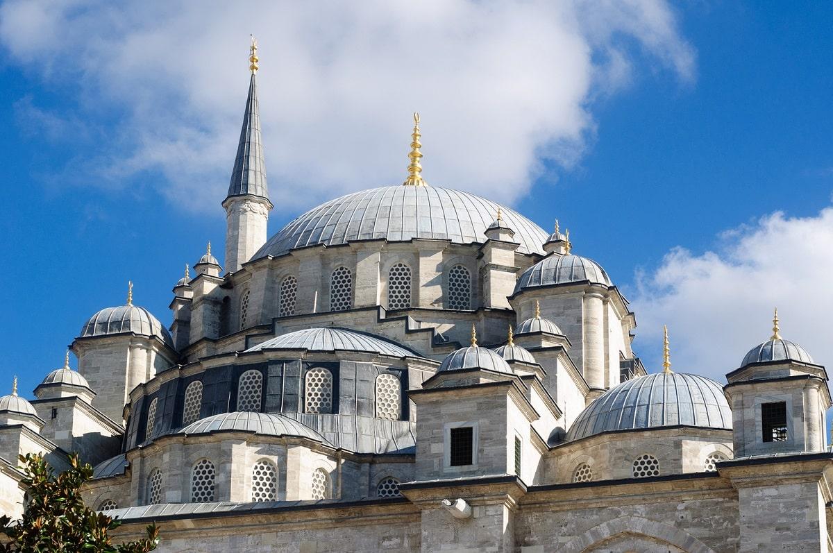 Fatih Camii Mezquita Estambul