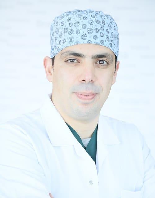 medico trapianto capelli Dr. Ibrahim