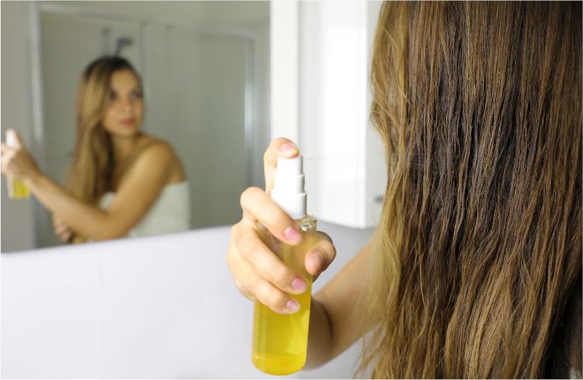 aloe vera per capelli delle donne