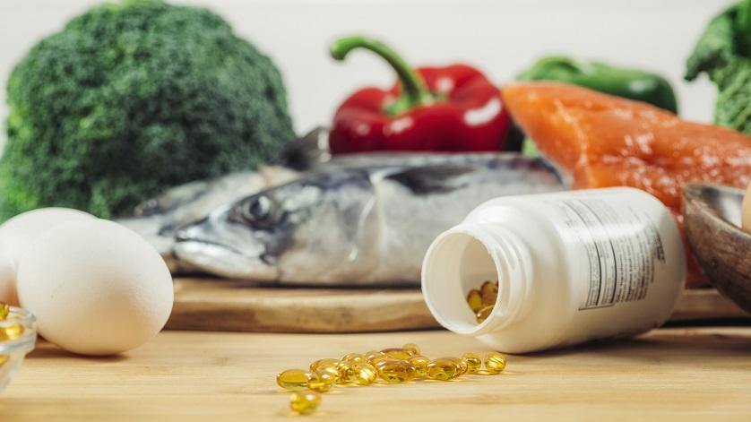 alimenti che contengono vitamine per capelli