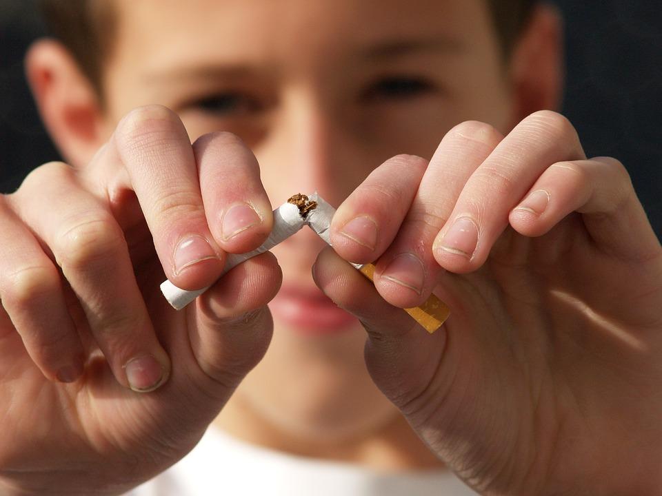 Haartransplantation und Rauchen