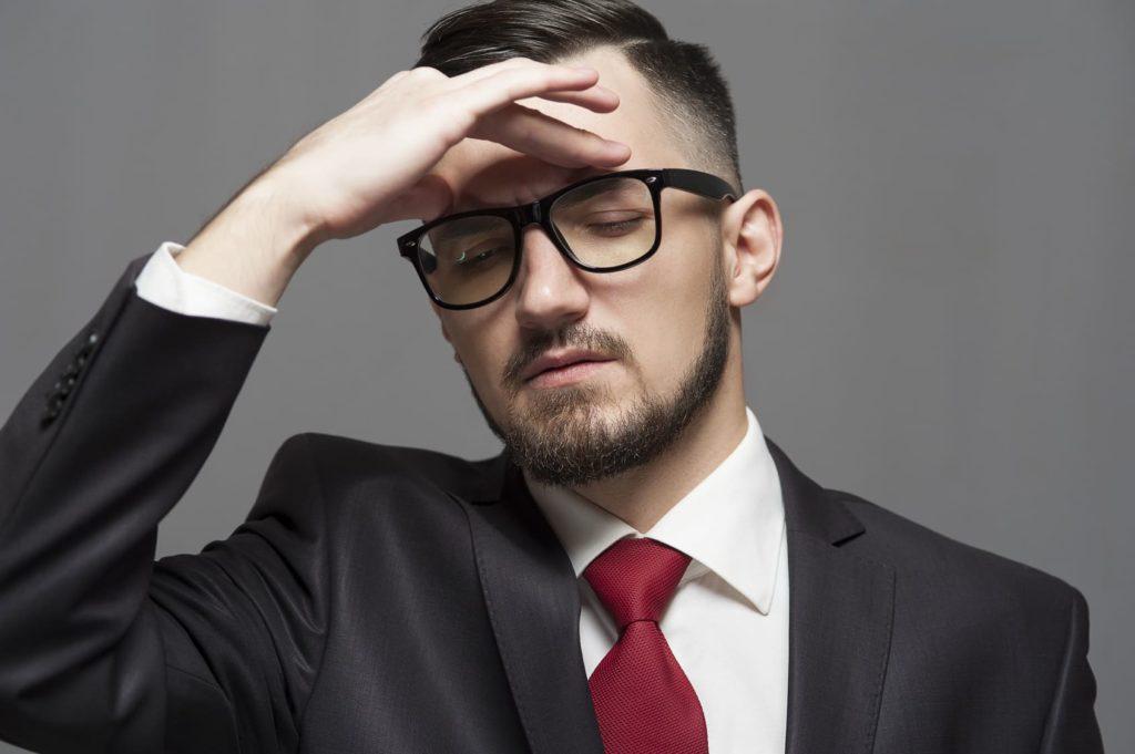 Tipps gegen Haarausfall - Stress