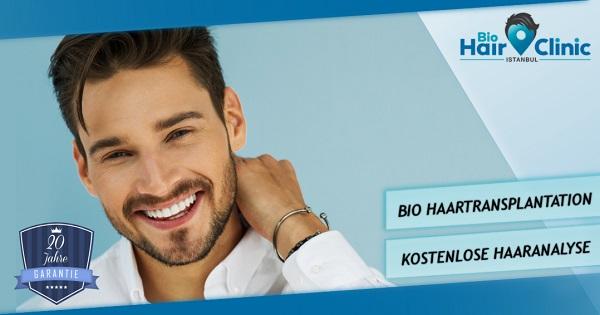 Haartransplantation Erfahrung in Istanbul - Beratung vom Freundlichen und deutschsprachigen Praxisteam
