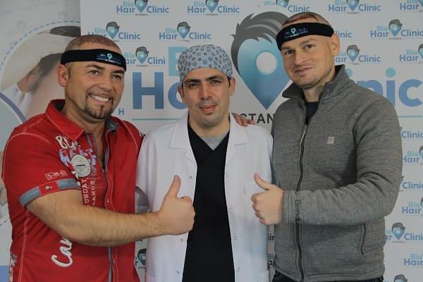 Haartransplantation Erfahrung in Istanbul - spezialisierte Behandlung bei Haartransplantationen