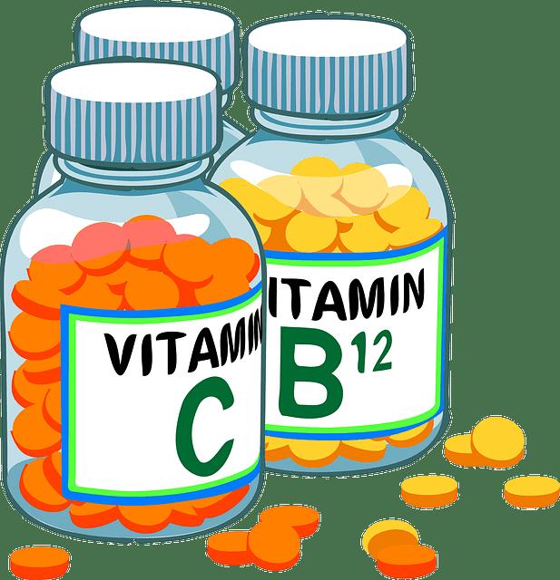 Essen gegen Haarausfall - Vitamine