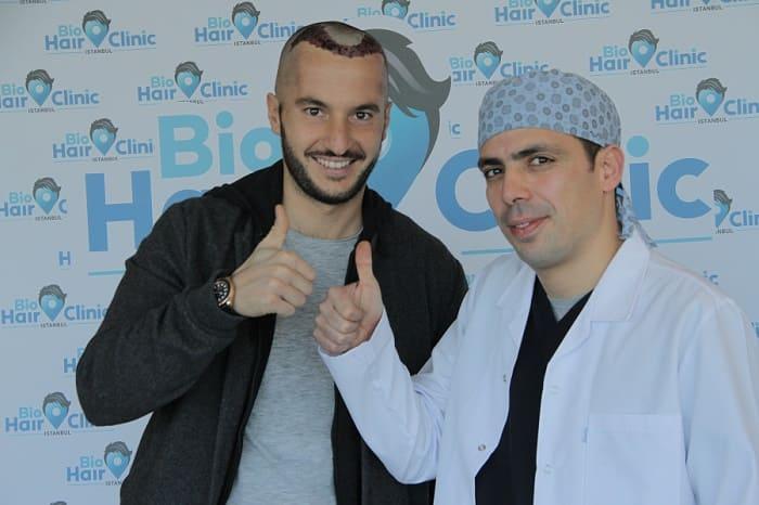 DHI Haartransplantation - Erfahrungen fallen weltweit positiv aus