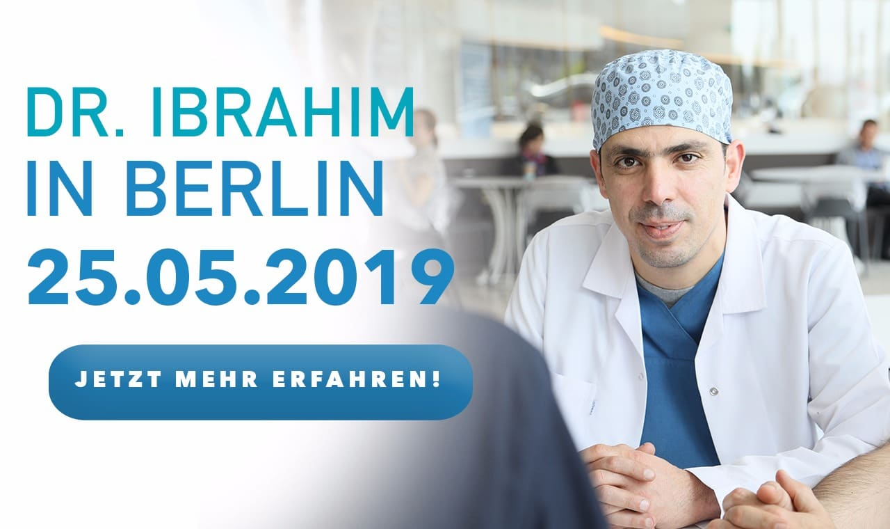 Haartransplantation Biohairclinic Berlin Termine