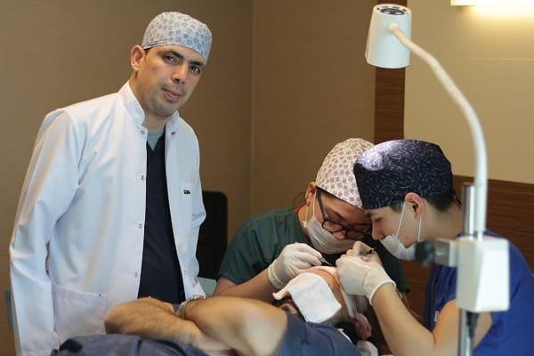 Bio FUE Haartransplantation Dr. Ibrahim Oberarzt