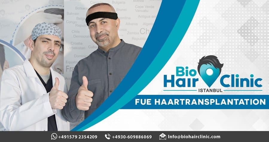 Eigenhaartransplantation bei Haarausfall