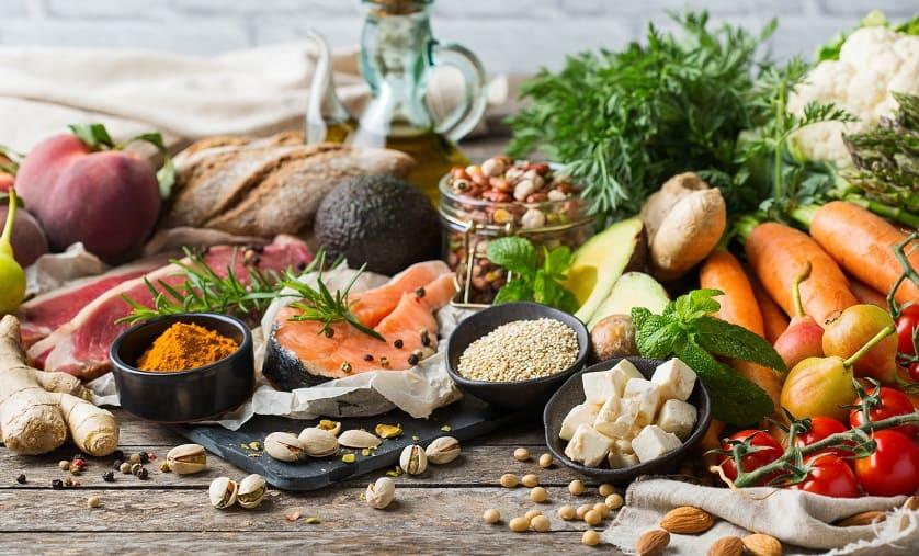 Essen gegen Depression und Haarausfall