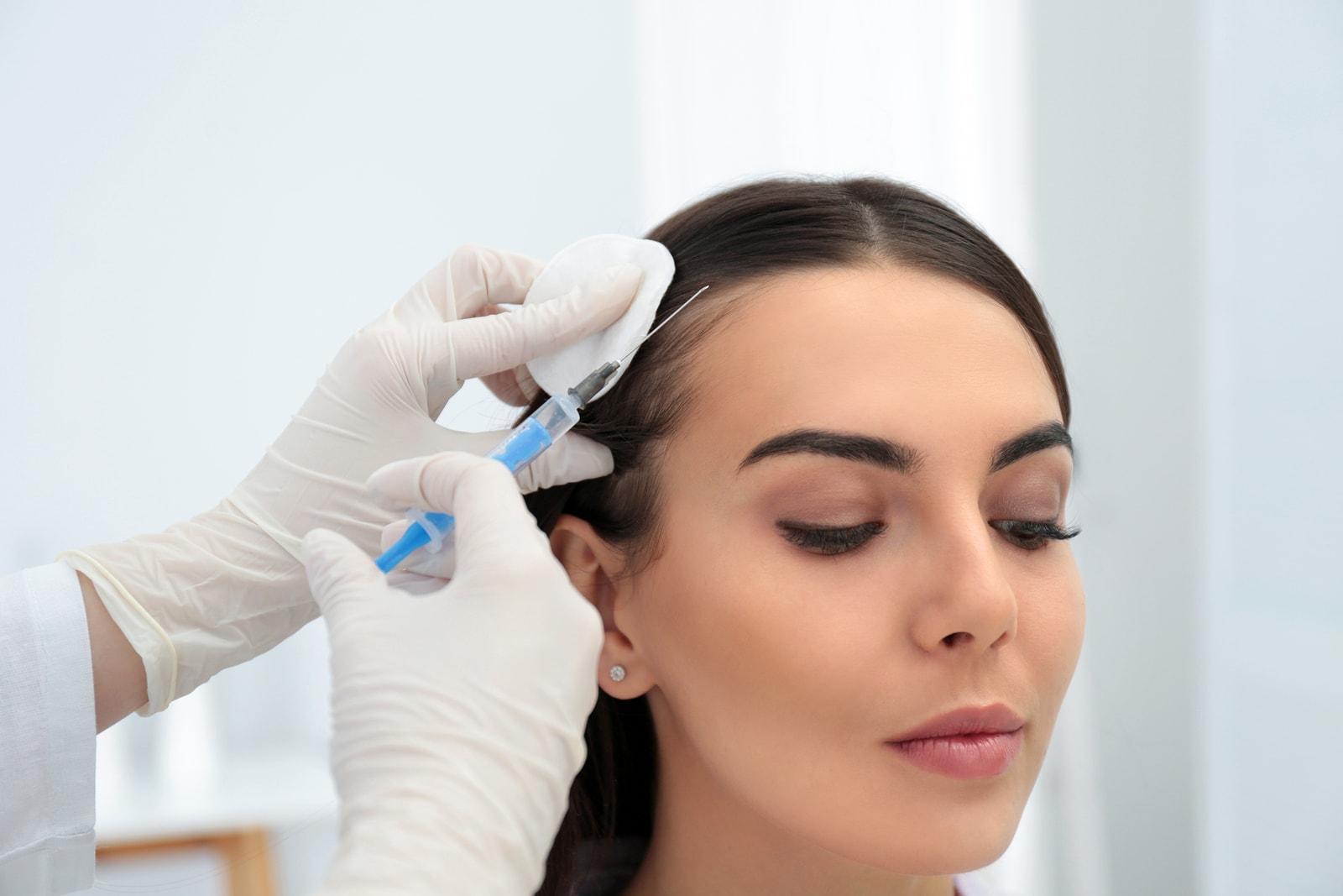Haarimplantation Frauen