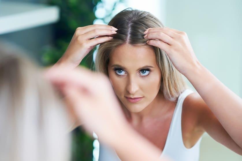 Die Savin Skala zur Berechnung des Haarausfall-Grades bei Frauen