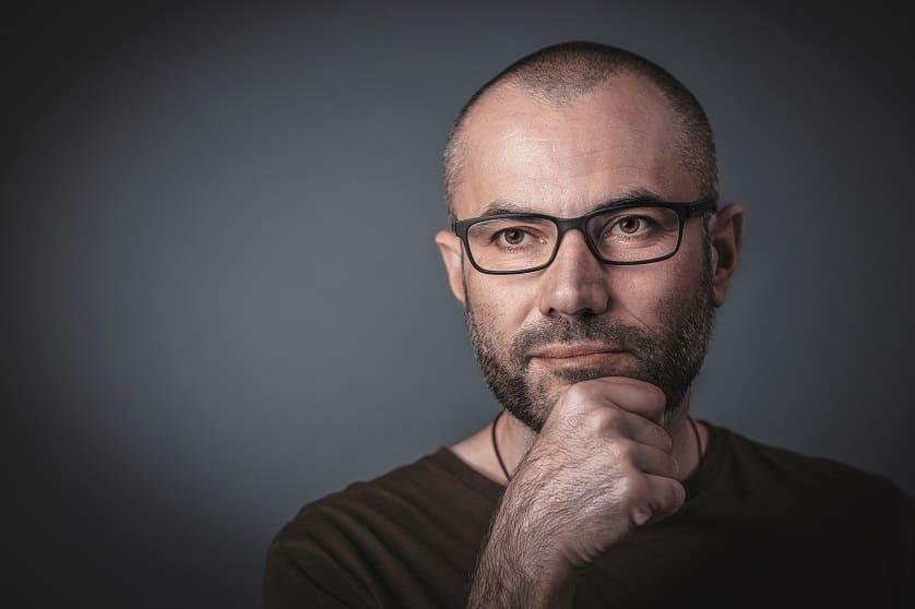 Männer Kurzhaarfrisuren bei Haarausfall