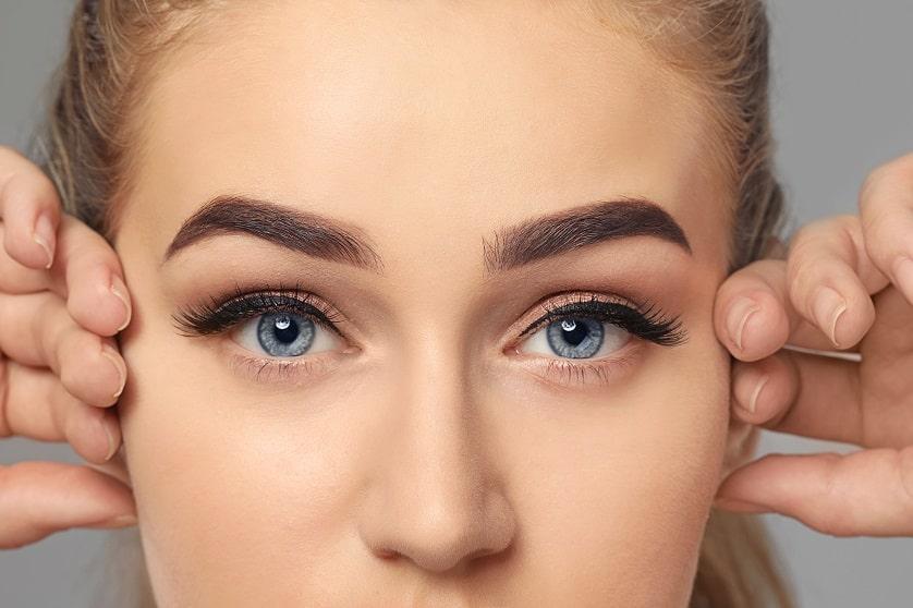 Die richtige Augenbrauenpflege