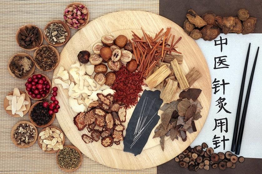Chinese Akupunktur