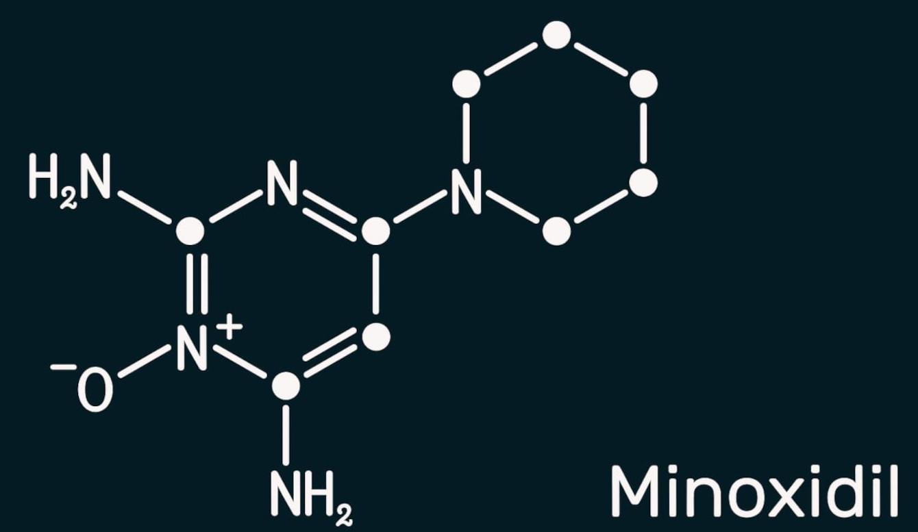 Mino chemische Grafik