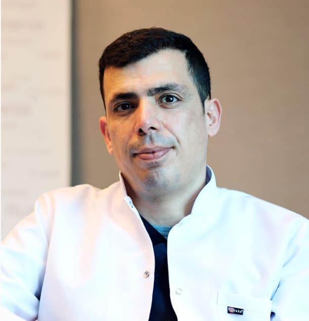 Spezialist für die Haartransplantation Dr. Ibrahim